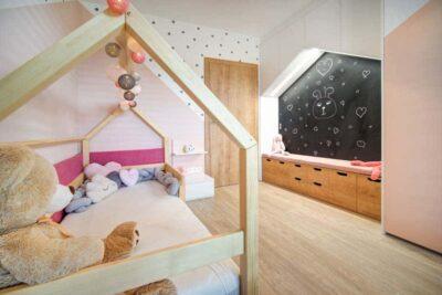 výroba dětských pokojů na míru