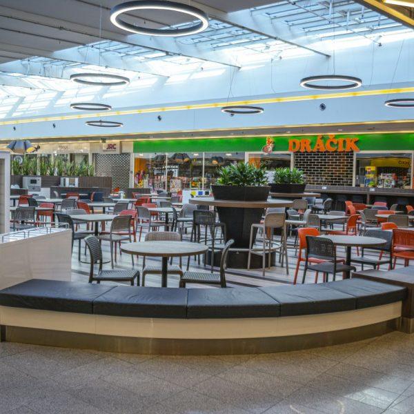 Food court Bondy
