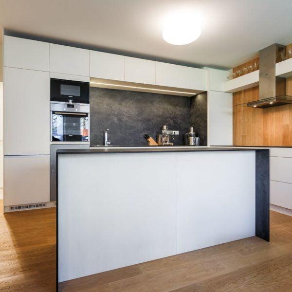 Modern flat