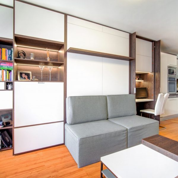 Two bedroom apartment for 4