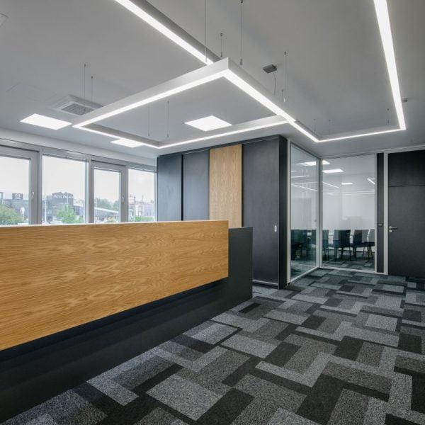 Diefenbacher office interior