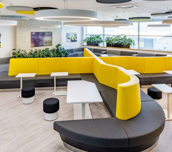 Raiffeisen Lounge at Václav Havel Airport
